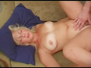 Russian Mature Darina and her son's..