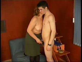 Russian mom 44