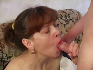 Sexy russian housewife