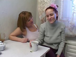russian mom and girl 23 of 26
