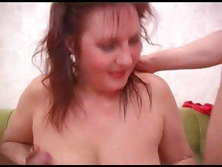 Russian mom Olga 8